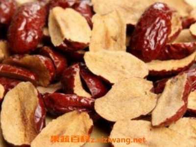 红枣的作用 干吃红枣的功效与作用
